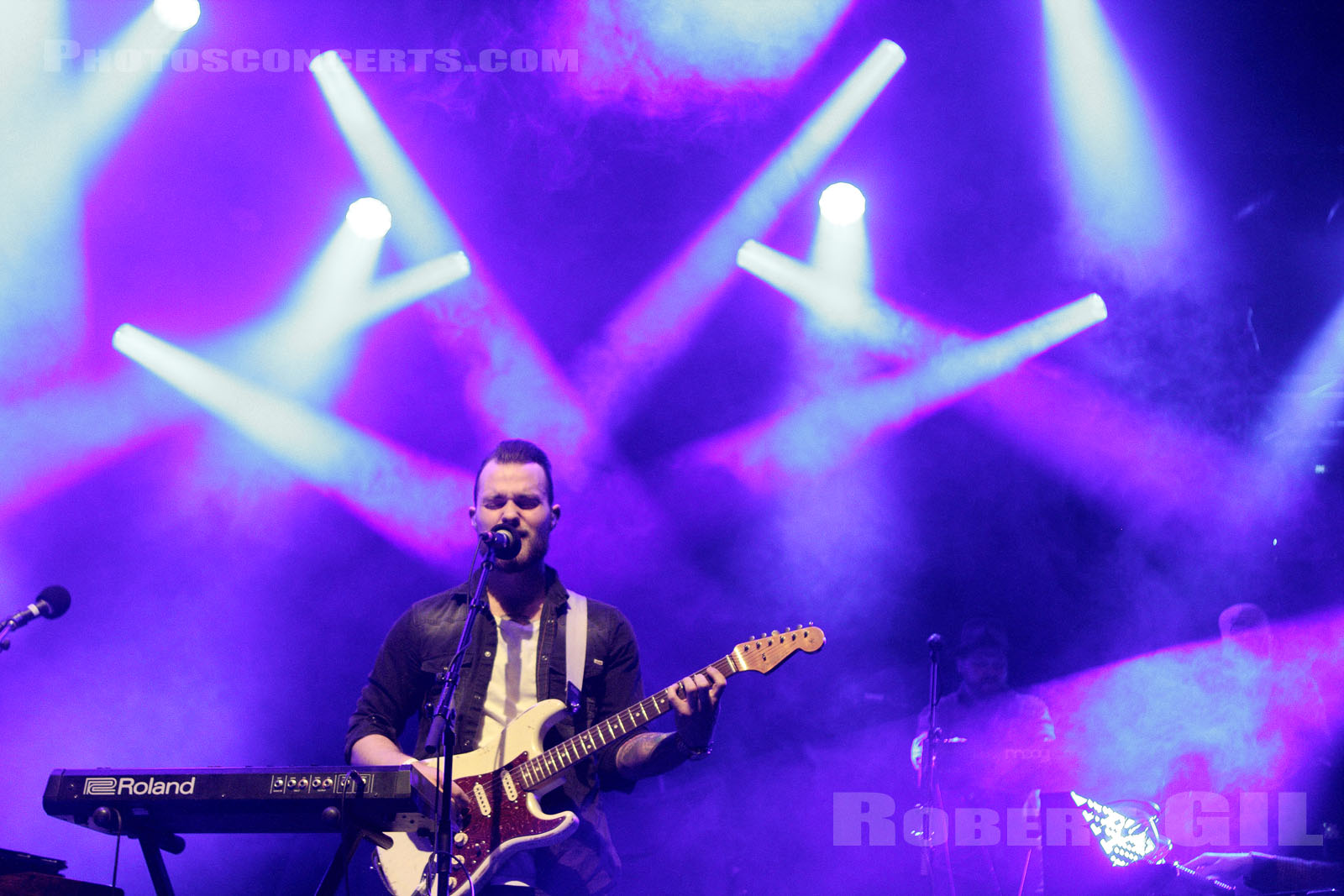 ASGEIR - 2014-11-15 - PARIS - La Cigale